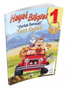 Dörtrenk Yayınları 1.Sınıf Hayat Bilgisi Test Sepeti