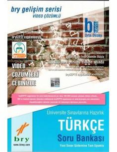 Birey B Serisi Orta Düzey Türkçe Video Çözümlü Soru Bankası