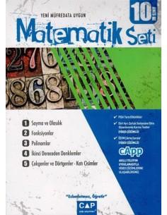 Çap 10. Sınıf Anadolu Lisesi Matematik Seti