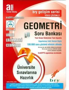 Birey Gelişim Serisi Geometri A Temel Düzey Video Çözümlü Soru Bankası