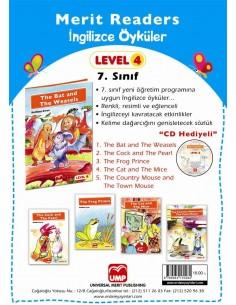 Erdem Yayınları 7.Sınıf Merit Readers İngilizce Hikaye Seti