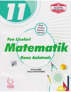 Palme Yayınları 11.Sınıf Matematik Konu Anlatım ( Fen Liseleri için)