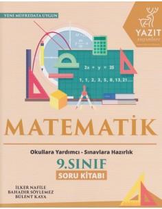 Yazıt Yayınları 9.Sınıf Matematik Soru Kitabı