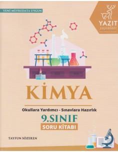 Yazıt Yayınları 9.Sınıf Kimya Soru Kitabı