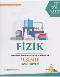 Yazıt Yayınları 9.Sınıf Fizik Konu Kitabı