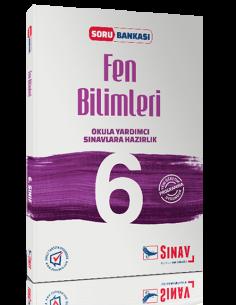 Sınav Yayınları 6.Sınıf Fen Bilimleri Soru Bankası