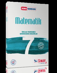 Sınav Yayınları 7.Sınıf Matematik Soru Bankası