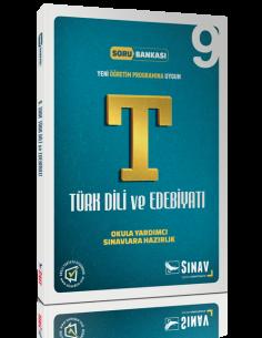 Sınav Yayınları Lise 9.Sınıf Dil ve Anlatım - Türk Edebiyatı Örnek Test Çözümlü Soru Bankası