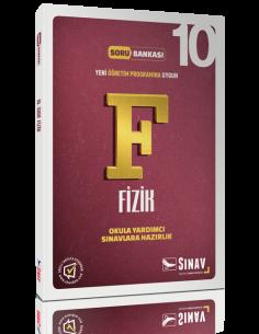 Sınav Yayınları 10. Sınıf Fizik Soru Bankası