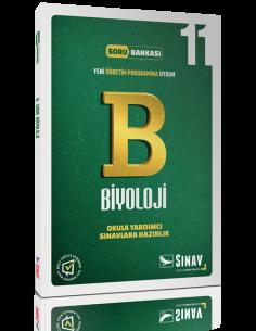 Sınav Yayınları 11.Sınıf Biyoloji Soru Bankası