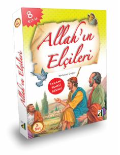 Damla Yayınları Allah'ın Elçileri Dizisi-3 ( 8 Kitap )