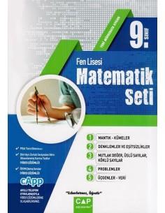 Çap 9. Sınıf Fen Lisesi Matematik Seti