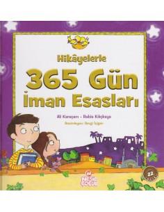 Nesil Çocuk Yayınları Hikayelerle 365 Gün İman Esasları