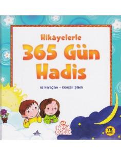 Nesil Çocuk Yayınları Hikayelerle 365 Gün Hadis