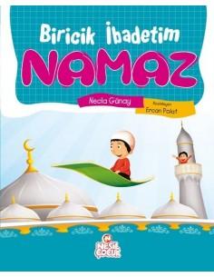 Nesil Çocuk Yayınları Biricik İbadetim Namaz