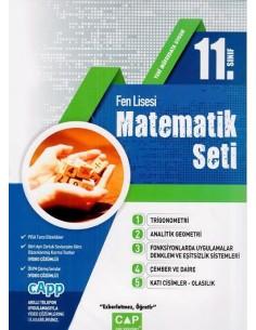 Çap 11. Sınıf Fen Lisesi Matematik Seti