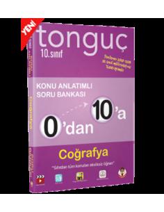 Tonguç 0'dan 10'a Coğrafya Konu Anlatımlı Soru Bankası