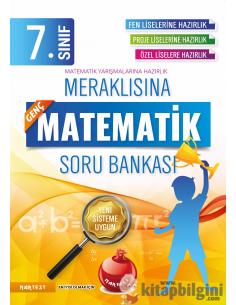 Nartest 7. Sınıf Meraklısına Genç Matematik Soru Bankası