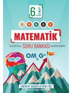 Omage 6. Sınıf Matematik Soru Bankası
