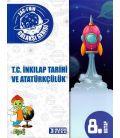 İşleyen Zeka 8. Sınıf T. C. İnkılap Tarihi ve Atatürkçülük Soru Bankası