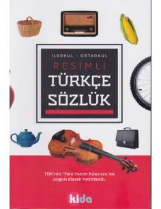 Kida Resimli Türkçe Sözlük
