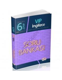 Editör Yayınları 6.Sınıf VIP ingilizce Soru Bankası