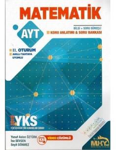 Mikro Hücre Yayınları AYT Matematik  Konu Anlatımı Soru Bankası