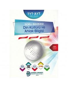 Doğru Orantı Yayınları 2018 TYT - AYT Din Kültürü ve Ahlak Bilgisi Soru Bankası