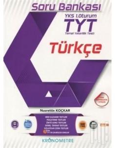Kronometre Yayınları 2018 TYT Türkçe Soru Bankası