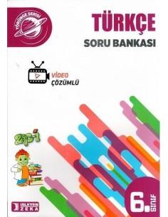 İşleyen Zeka 6. Sınıf Yörünge Türkçe Soru Bankası