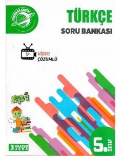 İşleyen Zeka 5. Sınıf Yörünge Türkçe Soru Bankası