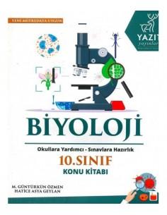 Yazıt Yayınları 10.Sınıf Biyoloji Konu Kitabı