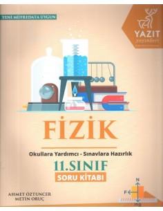 Yazıt Yayınları 11.Sınıf Fizik Soru Kitabı