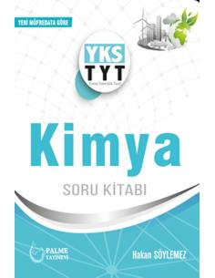 Palme Yayınları YKS-TYT Kimya Soru Kitabı