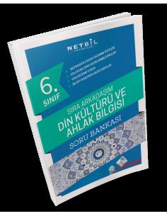 Netbil 6.Sınıf Sıra Arkadaşım Din Kültürü Soru Bankası