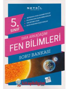 Netbil 5.Sınıf Sıra Arkadaşım Fen Bilimleri Soru Bankası
