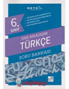 Netbil 6.Sınıf Sıra Arkadaşım Türkçe Soru Bankası