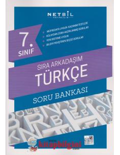 Netbil 7.Sınıf Sıra Arkadaşım Türkçe Soru Bankası