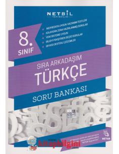 Netbil 8.Sınıf Sıra Arkadaşım Türkçe Soru Bankası