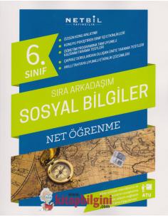 Netbil 6.Sınıf Sıra Arkadaşım Sosyal Bilgiler Net Öğrenme