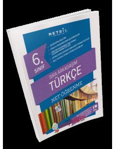 Netbil 6.Sınıf Sıra Arkadaşım Türkçe Net Öğrenme