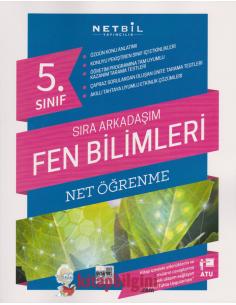 Netbil 5.Sınıf Sıra Arkadaşım Fen Bilimleri Net Öğrenme