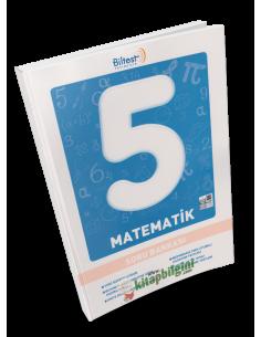 Biltest Yayınları 5.Sınıf Matematik Soru Bankası