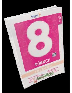 Biltest Yayınları 8.Sınıf Türkçe Soru Bankası