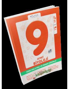 Bilfen Yayınları 9.Sınıf Biyoloji Depar Konu Anlatımlı ve Örnek Çözümlü