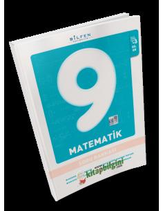 Bilfen Yayınları Lise 9.Sınıf Matematik Soru Bankası