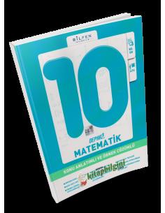 Bilfen Yayınları 10.Sınıf Matematik Depar Konu Anlatımlı ve Örnek Çözümlü