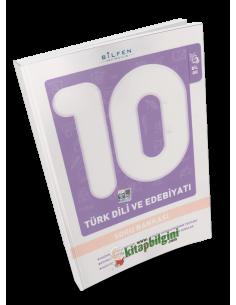 Bilfen Yayınları Lise 10.Sınıf Edebiyat Soru Bankası