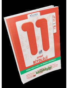 Bilfen Yayınları 11.Sınıf Biyoloji Depar Konu Anlatımlı ve Örnek Çözümlü