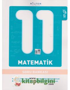 Bilfen Yayınları Lise 11.Sınıf Matematik Soru Bankası